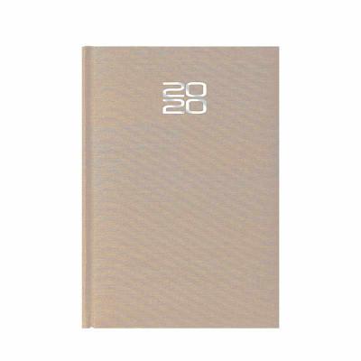 """- AGENDA POMBO DIÁRIA, SEMANAL OU MENSAL – MODELO A1 ÍNDIA - Capa com base em papel, com textura (tecido Shantung: aspecto de pequenos """"arranhões""""). - S..."""