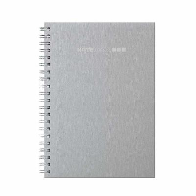 pombo-lediberg - CADERNO POMBO EXECUTIVE LINE - MODELO G2 PAROS - Capa com base de papel lisa revestida em PVC (película plástica protetora), envernizada com aparência...