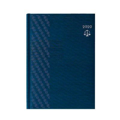 """pombo-lediberg - AGENDA JURÍDICA POMBO MODELO A1 ÍNDIA - Capa com base em papel, com textura (tecido Shantung: aspecto de pequenos """"arranhões""""). - Quatro opções de cor..."""