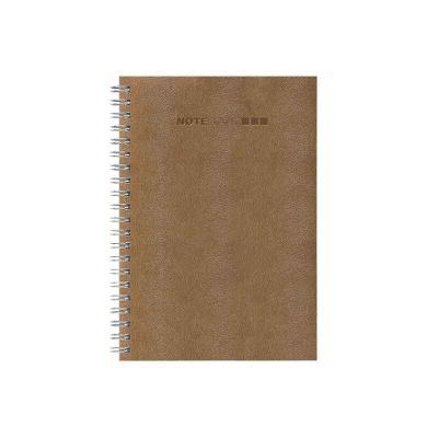 POMBO - CADERNO POMBO EXECUTIVE LINE - MODELO K0 ASCOT - Capa com base PU (poliuretano), com textura (pêlo de animal) e material emborrachado com toque avelud...