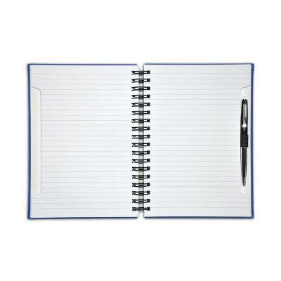 POMBO - Caderno executivo com recorte