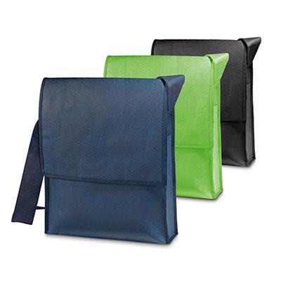 Pombo Lediberg - Sacola eventos com alça POMBOLEDIBERG. Confeccionada em tecido non woven 100g com várias cores.
