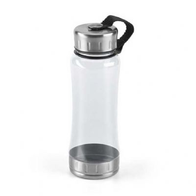 Pombo Lediberg - Squeeze aço inox e acrílico, 600 ml