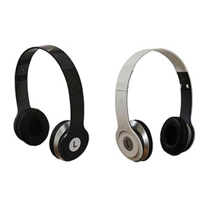 Fone de ouvido estéreo dobrável HD