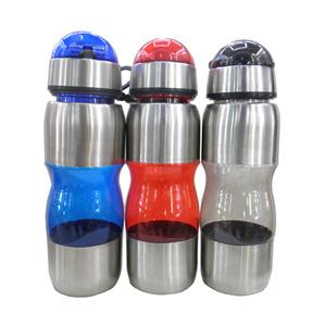 - Squeeze para brindes de acrílico e inox, com capacidade para 450 ml. Brindes academia. Brindes para verão. Adquira já o seu!