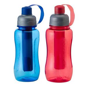 gtx-brindes - Squeeze ice bar 400 ml, com parte interna removível para resfriamento.