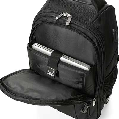 Mochila Trolley Top USB