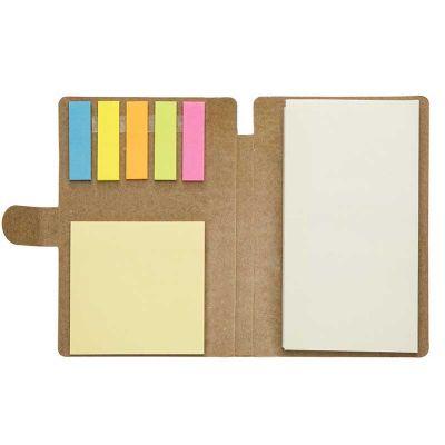 Click Promocional - Bloco de anotações com Sticky notes