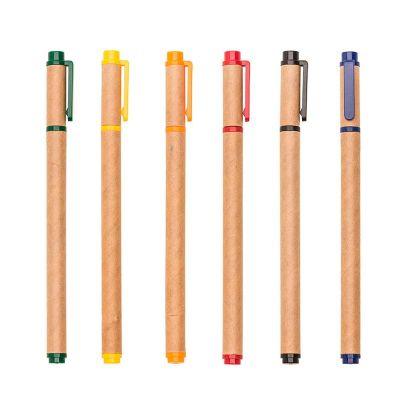 Click Promocional - Caneta ecológica roller