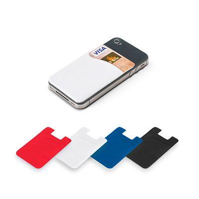 Click Promocional - Porta Cartões para smartphone