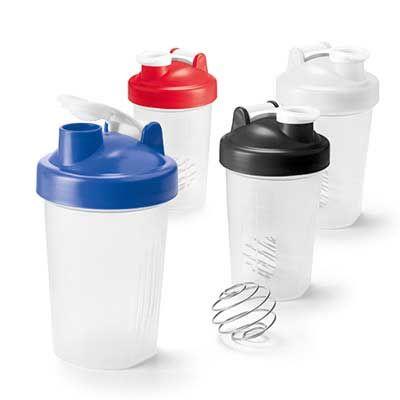 Click Promocional - Shaker Plástico 550ML