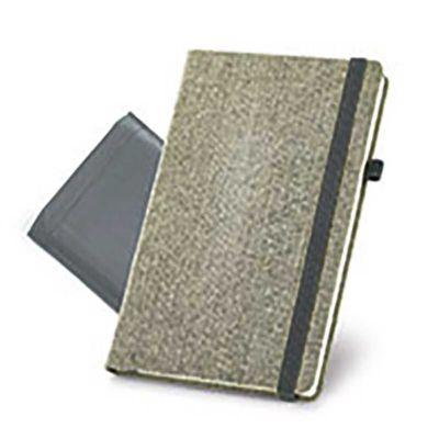 Click Promocional - Caderno capa dura.