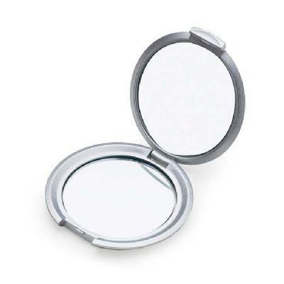 Espelho duplo sem aumento - Click Promocional