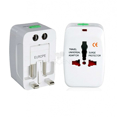 Seus aparelhos eletr�nicos ligados em qualquer lugar do mundo!