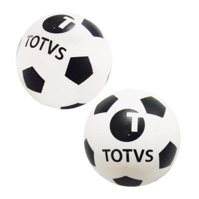 Anti Stress Formato de Bola de Futebol 1 - Maggenta  Produtos Promocionai...