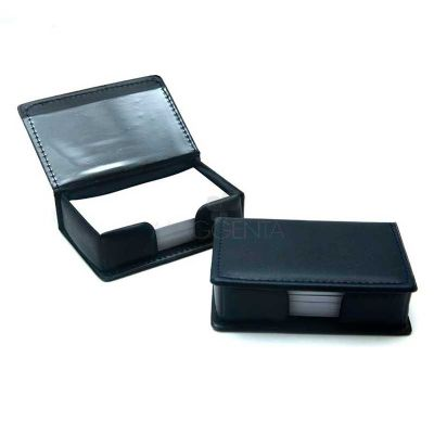 Maggenta  Produtos Promocionais - Bloco de anotações, disponível nas cores azul e preto. Contém aproximadamente 200 folhinhas. Gravação silk uma cor.