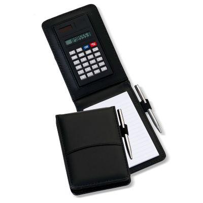 maggenta-produtos-promocionais - Calculadora com bloco de anotações