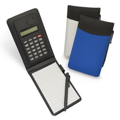 Maggenta  Produtos Promocionais - Bloco de Anotações Promocional com Calculadora 1
