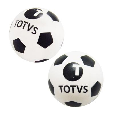 Bola de Futebol Anti Stress Promocionais 1 - Maggenta  Produtos Promocionai...