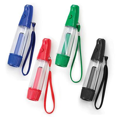 Maggenta  Produtos Promocionai... - Mini borrifador de água com alça de mão. basta bombar sete vezes na parte inferior, criando pressão no tubo, após isso, é só apertar o botão. Capacida...