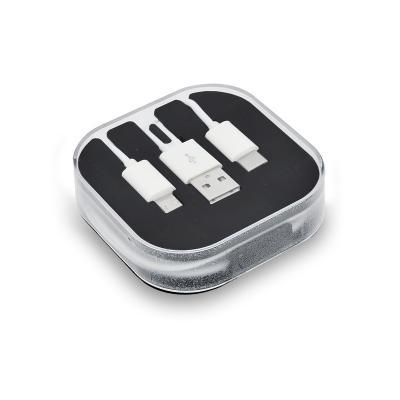 maggenta-produtos-promocionais - Cabo USB com 2 Saídas Personalizado 1
