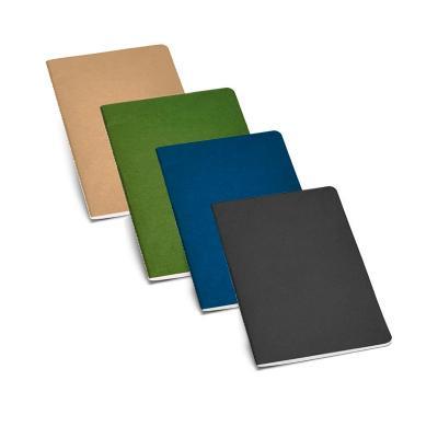 maggenta-produtos-promocionais - Caderno Reciclado com Pautas Personalizado 1