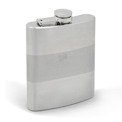 maggenta-produtos-promocionais - Cantil em aço inox.