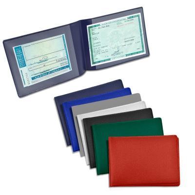 maggenta-produtos-promocionais - Carteira Despachante em PVC Horizontal 1