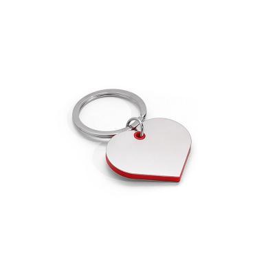 Chaveiro Coração Personalizado 1