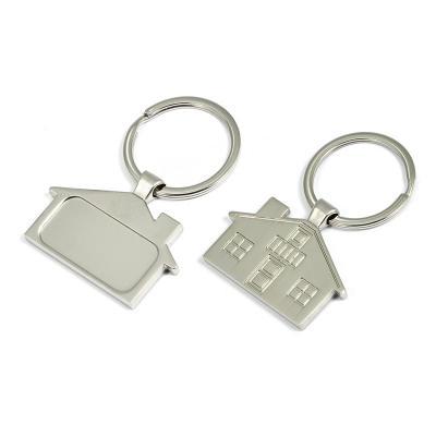 maggenta-produtos-promocionais - Chaveiro de Metal Casinha 1