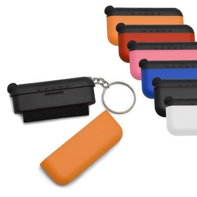 maggenta-produtos-promocionais - Chaveiro Limpador de Tela e Touch Personalizado 1