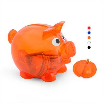 maggenta-produtos-promocionais - Cofre de porquinho para presentes