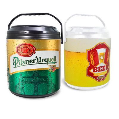 - Cooler personalizado em PVC resistente com capacidade para 12 latas. ideal para manter sua bebida gelada por mais tempo. Capacidade para 12 latas com...