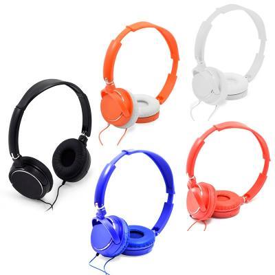 Maggenta  Produtos Promocionais - Fone de Ouvido Dobrável Promocional 1