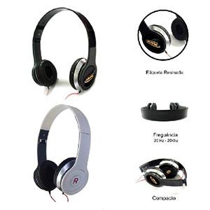 maggenta-produtos-promocionais - Fone de ouvido estéreo de alta qualidade para Ipod / iPhone / PC / MP3