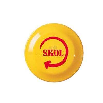 maggenta-produtos-promocionais - Mini freesbee em plástico resistente. Várias opções em cores.