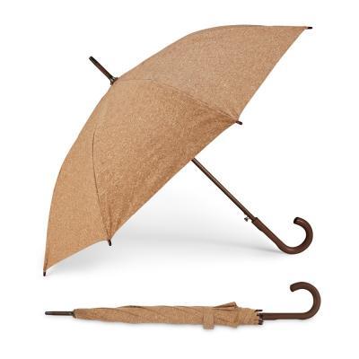 Guarda-Chuva em Cortiça Personalizado 1