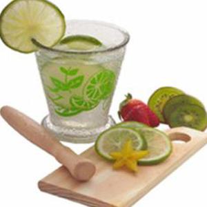 Maggenta  Produtos Promocionais - Kit caipirinha com 03 peças. Adquira já um brinde de ótima qualidade e faça você mesmo seus próprios drinks.