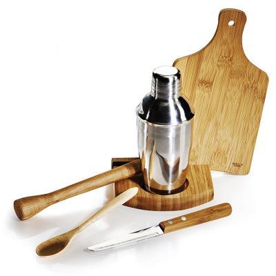 maggenta-produtos-promocionais - Kit para Caipirinha Promocional com 6 Peças 1