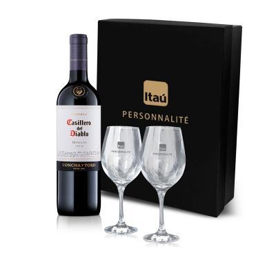 Kit Vinho Personalizado 1