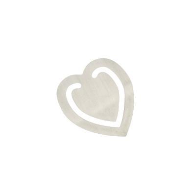 maggenta-produtos-promocionais - Marcador de Página Coração Promocional 1