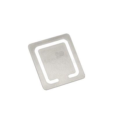 maggenta-produtos-promocionais - Marcador de página em metal para brindes personalizados.