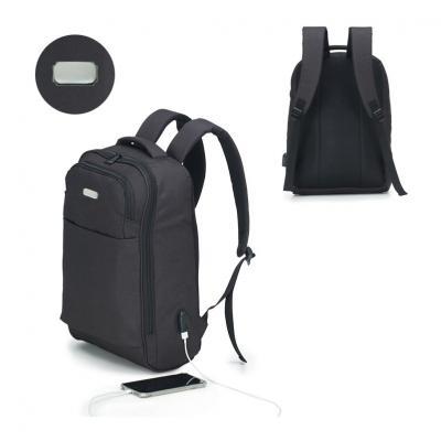 Maggenta  Produtos Promocionais - Mochila para Notebook com Saída USB Personalizada 1