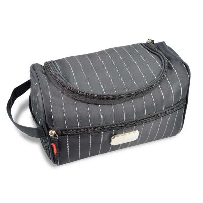 maggenta-produtos-promocionais - Necessaire com alça de mão lateral e bolso com telinha.