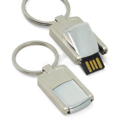 Maggenta  Produtos Promocionais - Chaveiro pen drive personalizado.