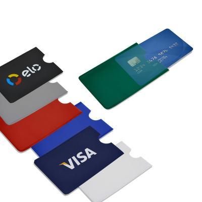 Porta Cartão em PVC Personalizado 1
