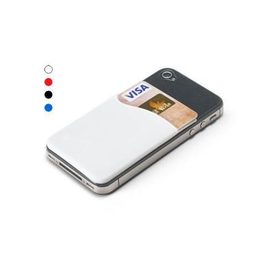 Porta Cartão para Smartphone Promocional 1 - Maggenta  Produtos Promocionai...