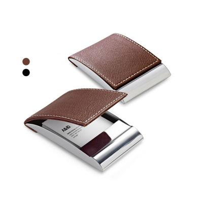 maggenta-produtos-promocionais - Porta Cartão Promocional em Couro Sintético 1