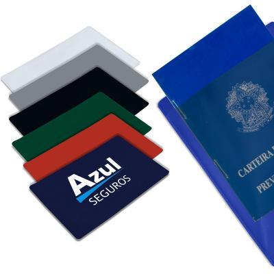 maggenta-produtos-promocionais - Porta Documento em PVC Promocional 1