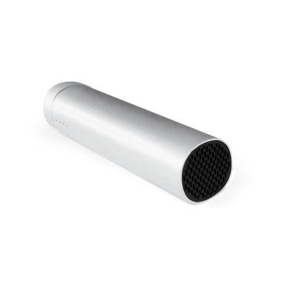 maggenta-produtos-promocionais - Power bank com caixa de som